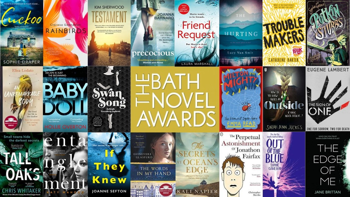 THE BATH NOVEL AWARDS